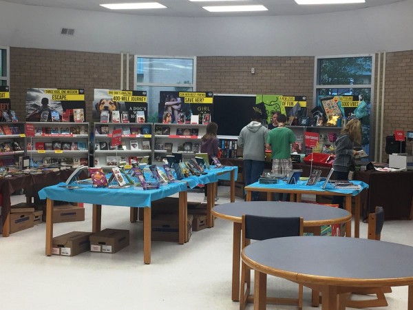 Move Over, Scholastic: Follett Launches Book Fairs
