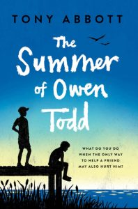 Summer of Owen Todd book cover