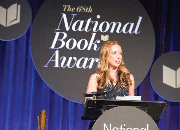Robin Benway Opens Up About Her National Book Award–Winning YA Novel