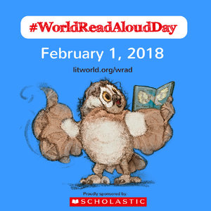 World Read Aloud Day Adds Magic Night This Year