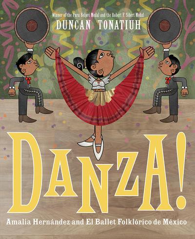 Danza! Amalia Hernández and El Ballet Folklórico de México | SLJ DVD Review