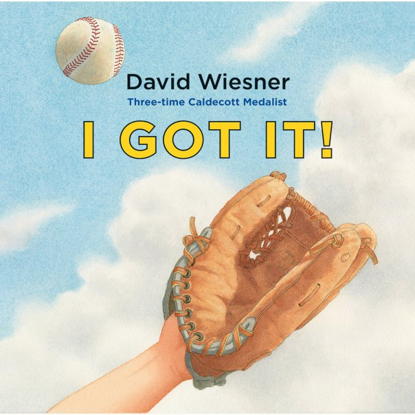 I Got It! by David Wiesner | SLJ Review
