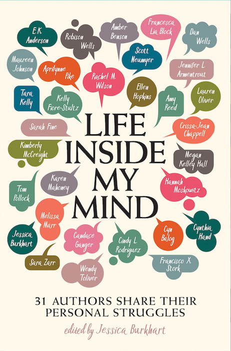 Life Inside My Mind by Jessica Burkhart | SLJ Review