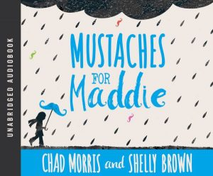 Mustaches for Maddie by Chad Morris and Shelly Brown | SLJ Review