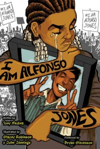Book Review: I Am Alfonso Jones by Tony Medina, Stacey Robinson, and John Jennings