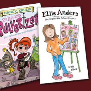 Chapter Books: Fairy Moms and Pulverizing Princesses | February 2018 Xpress Reviews