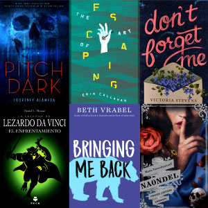 13 YA Titles from Julie Cross, Maria Turtschaninoff, Beth Vrabel, & More | March 2018 Xpress Reviews