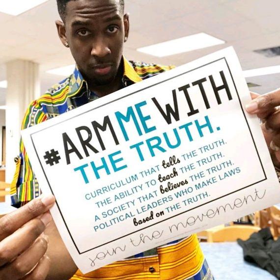 Educators Start #ArmMeWith Social Media Movement