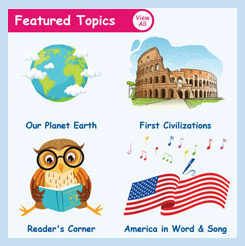Infobase's World Almanac For Kids Elementary Provides a Little Something for Everyone