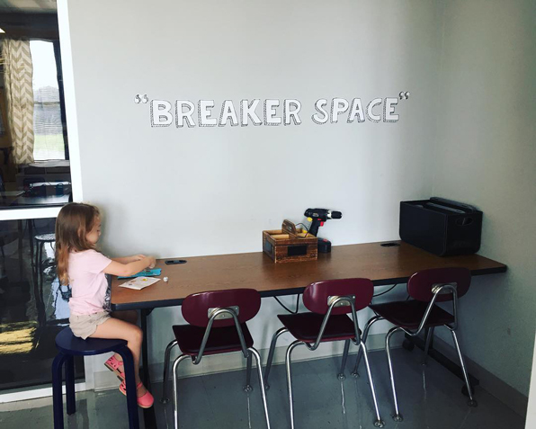 Trend Alert: Breakerspaces | Library Hacks
