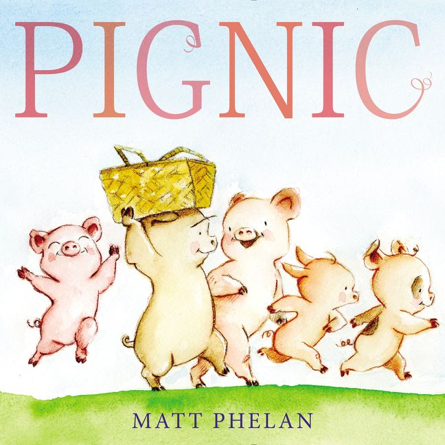 Pignic by Matt Phelan | SLJ Review