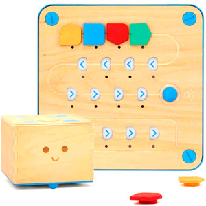 Cubetto: A Wooden Robot That Teaches Toddlers How to Code | Tech Review