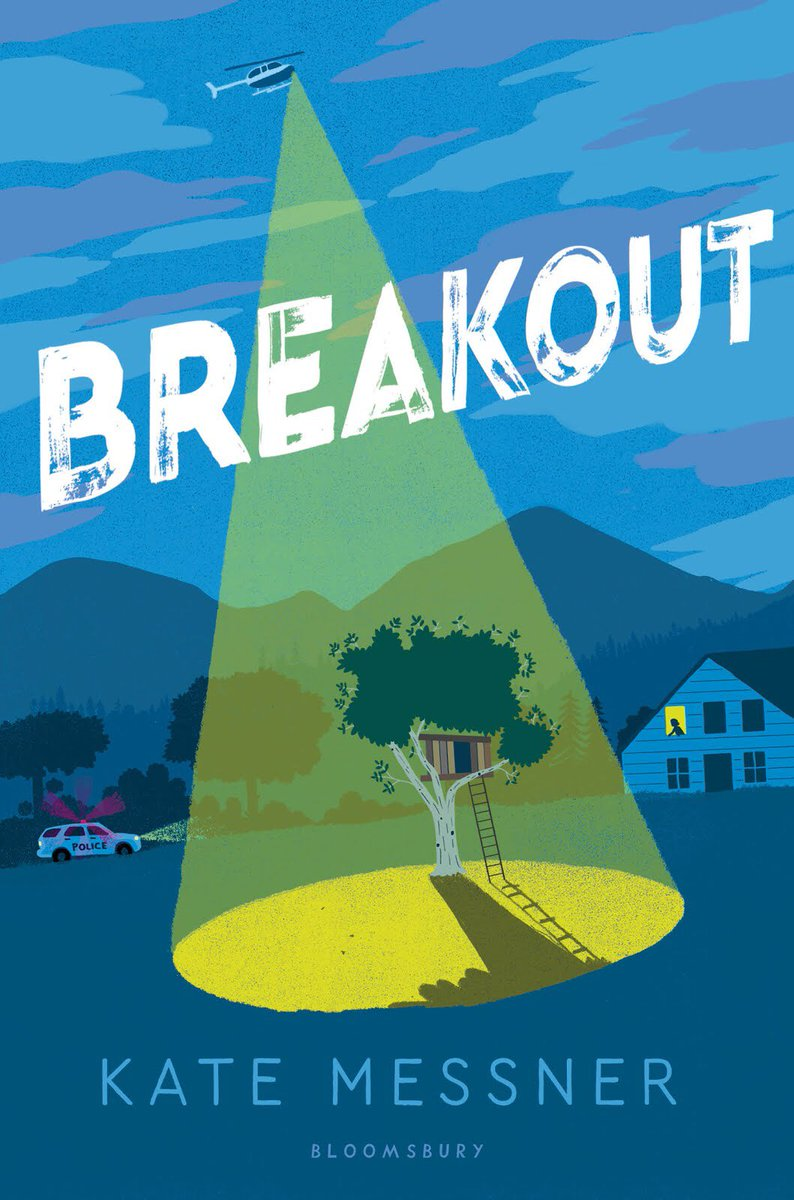 Breakout by Kate Messner | SLJ Review