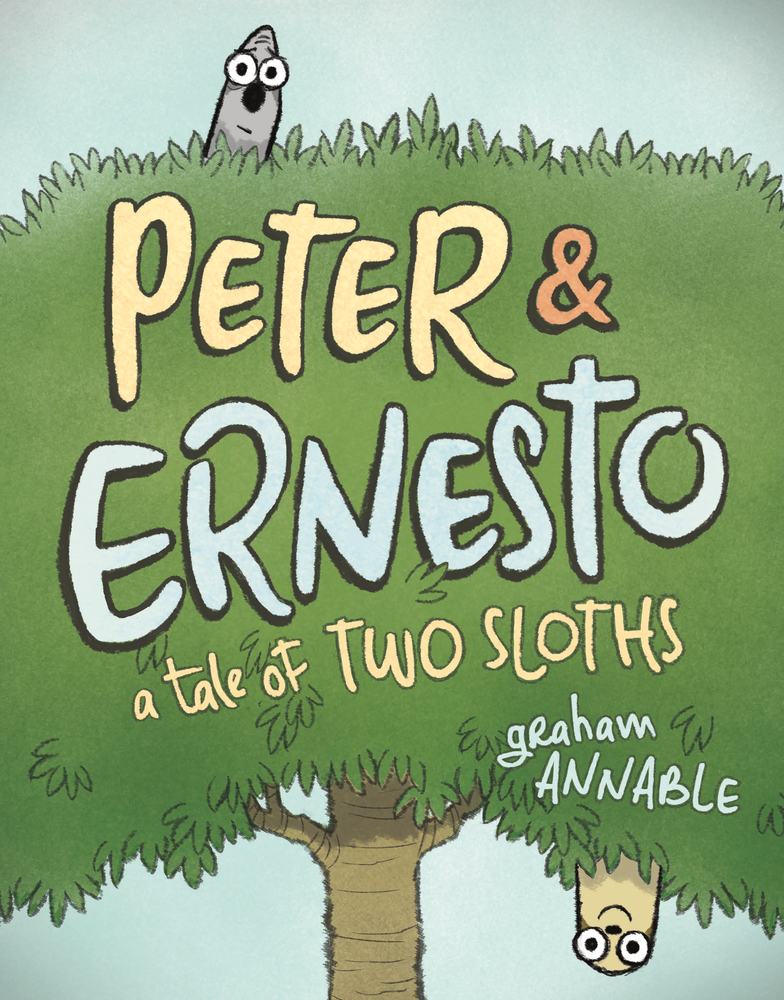 Peter & Ernesto by Graham Annable | SLJ Review
