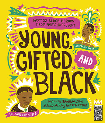 Young, Gifted and Black by Jamia Wilson | SLJ Review