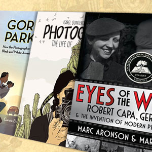 Through the Lens | Great Books About Photography