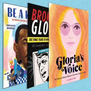 50 Years Later: Books for Kids and Teens About Martin Luther King, Jr., Apollo 8, and More