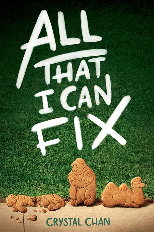 All That I Can Fix by Crystal Chan | SLJ Review