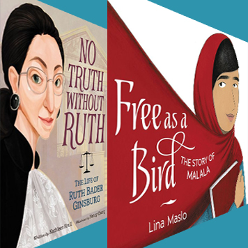 March On!: 23 Titles To Celebrate Women's History Month