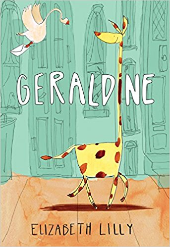 Geraldine by Elizabeth Lilly | SLJ Review