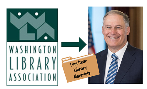 Washington State Bill Includes Allocation for School Library Materials