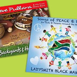 Dan Zanes, Ladysmith Black Mambazo, & Steve Pullara | ClefNotes