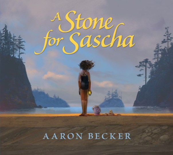 A Stone for Sascha by Aaron Becker | SLJ Review