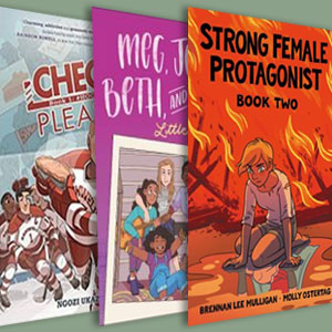 8 Teen-Friendly Webcomics Coming to Print This Year