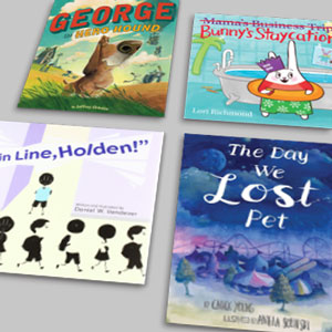 Picture Books: A Bunny's