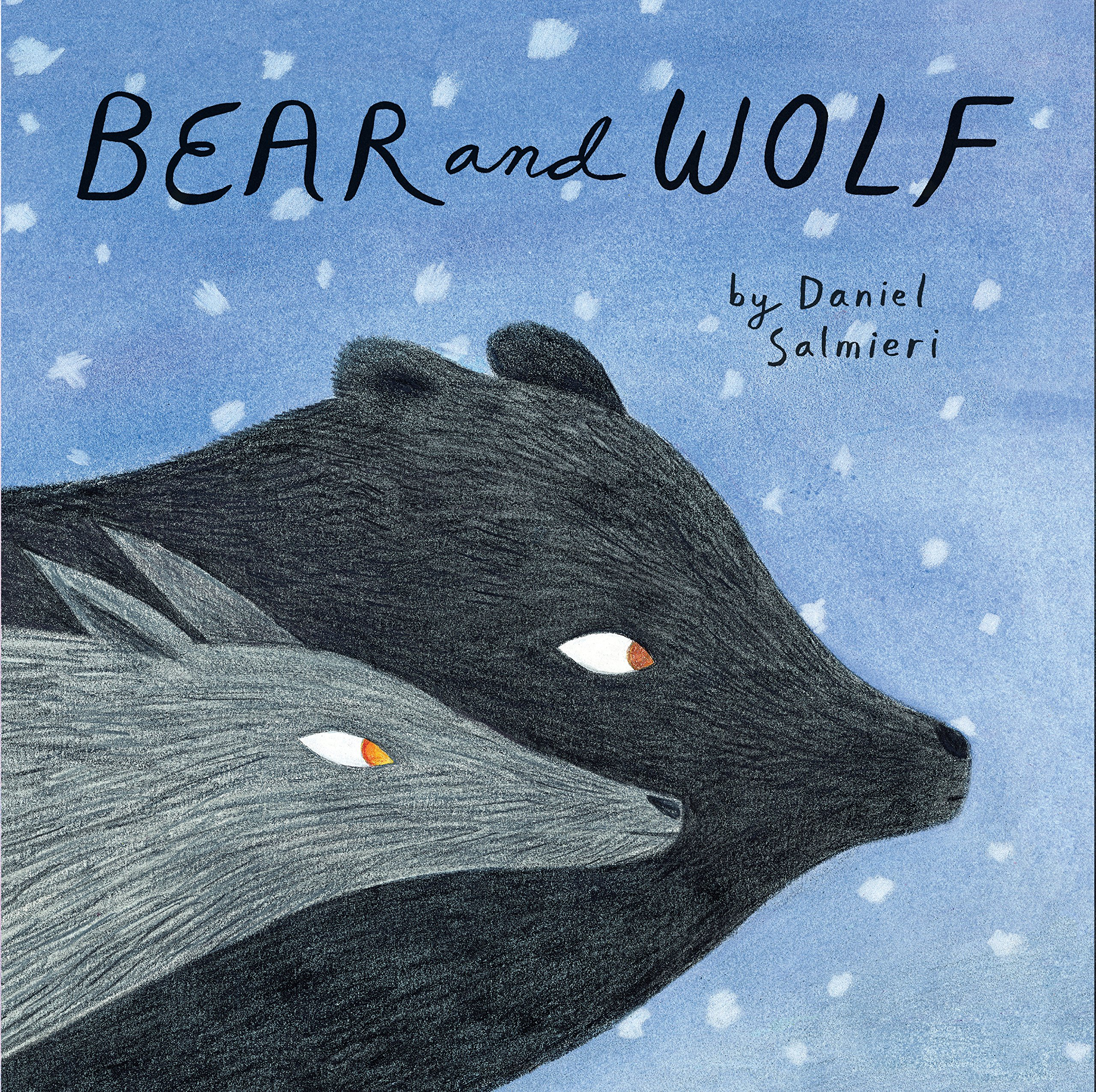 Bear and Wolf by Daniel Salmieri | SLJ Review