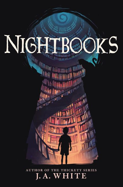 Nightbooks by J.A. White | SLJ Review