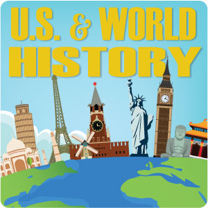 It's a STEM World: U.S. & World History Series