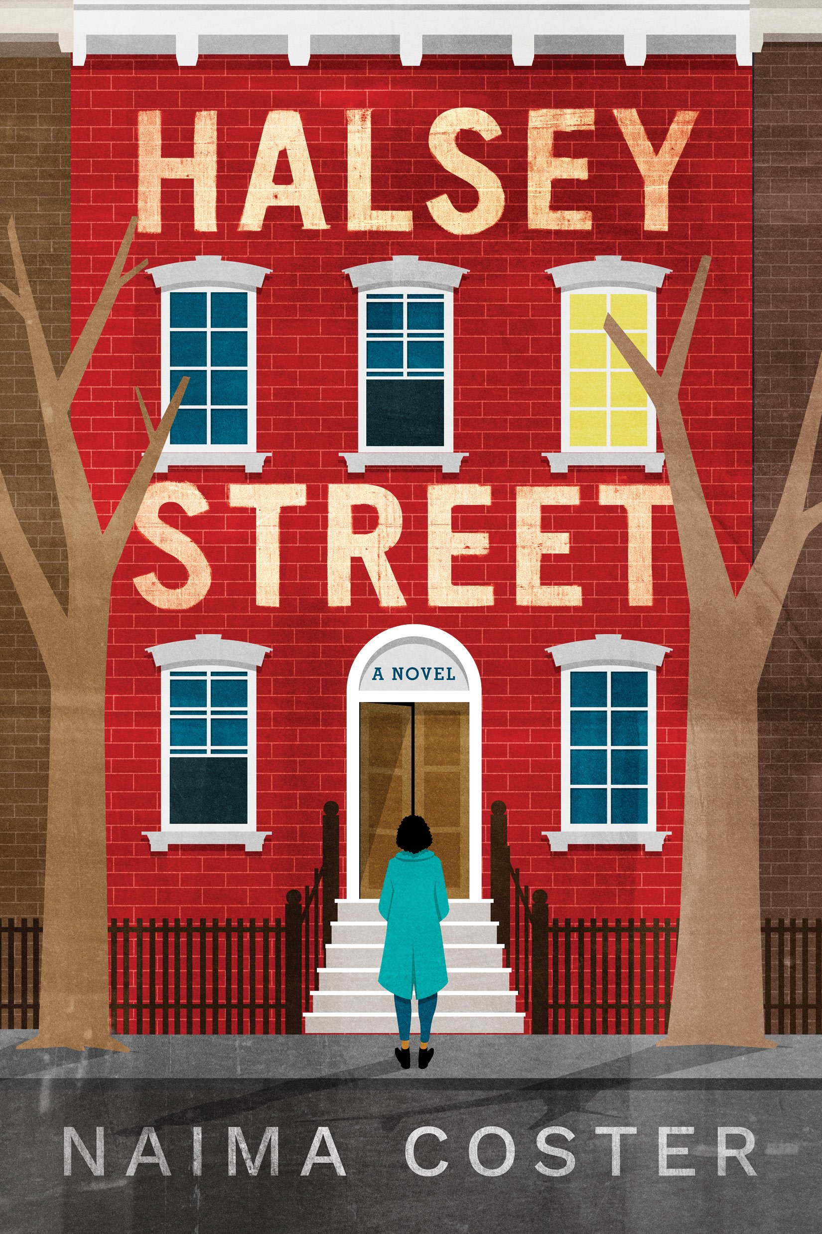 Halsey Street by Naima Coster | SLJ Review