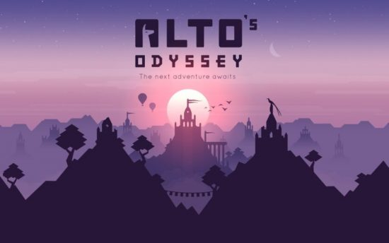 Alto's Odyssey | Touch and Go
