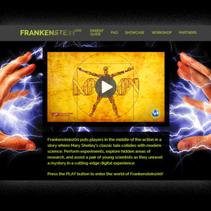 Frankenstein200: An Interactive Story & STEM Experience | Touch and Go