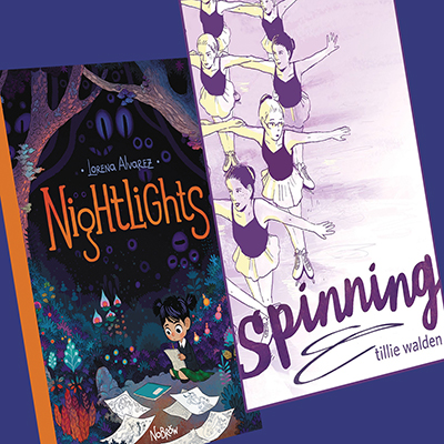 SLJ Reviews of the 2018 Eisner Award Nominations