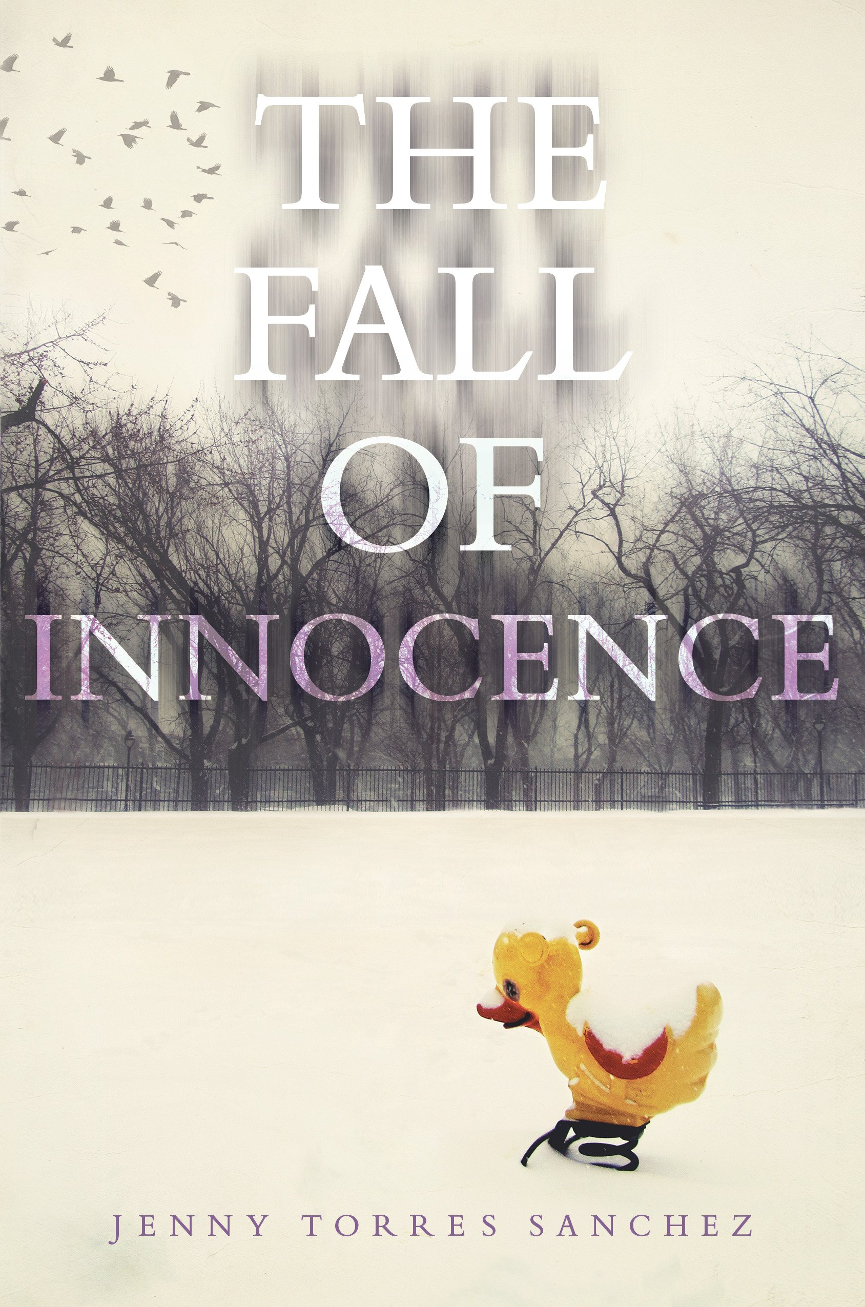 The Fall of Innocence by Jenny Torres Sanchez | SLJ Review