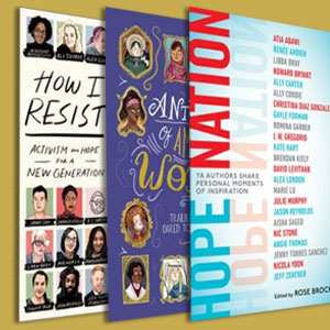 3 Nonfiction Titles To Inspire | SLJ Spotlight