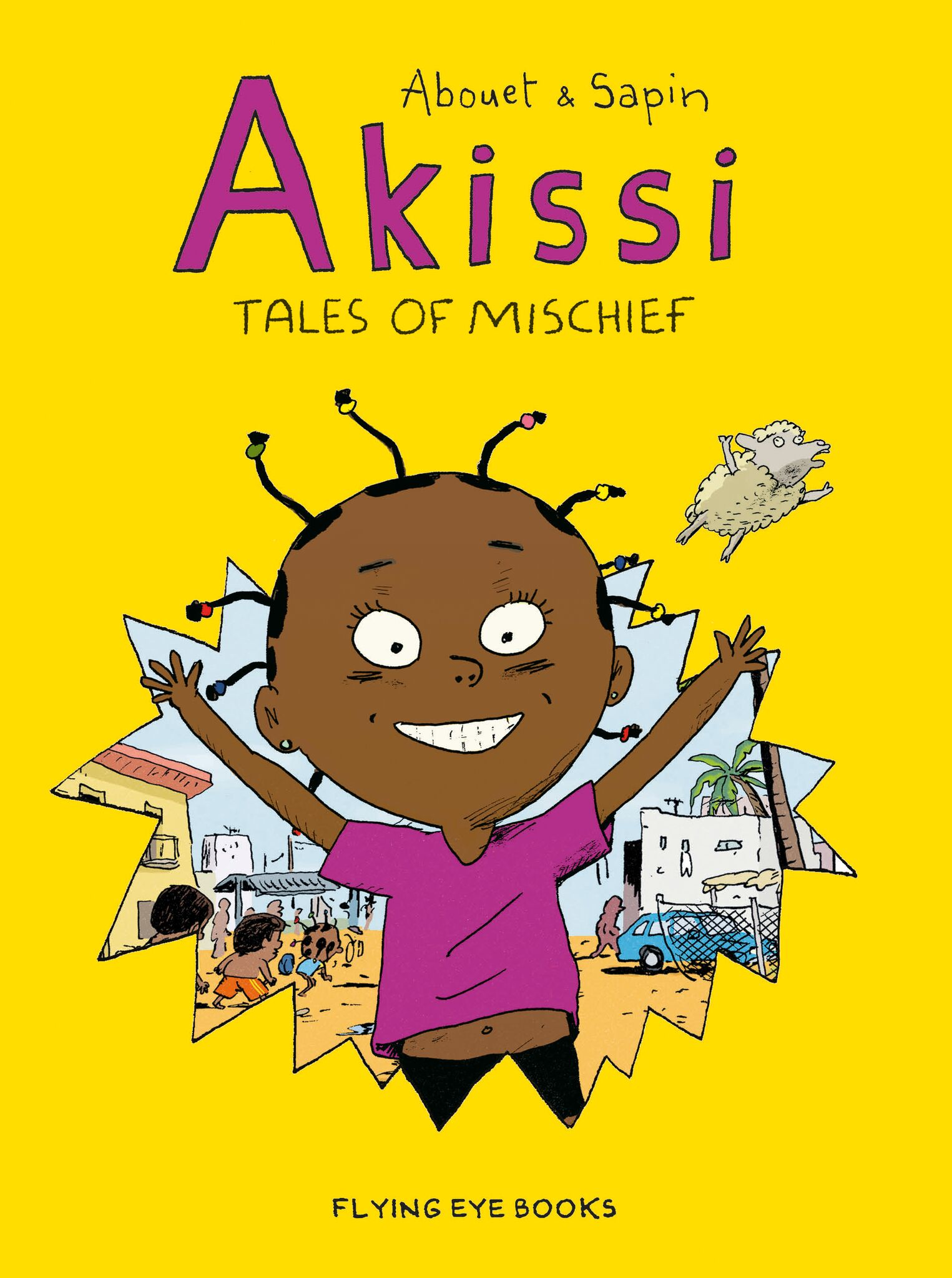 Akissi by Marguerite Abouet | SLJ Review
