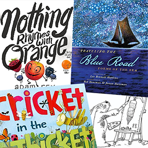 NCTE 2018 Notable Poetry List