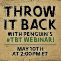 Throw It Back with Penguin's #TBT Webinar