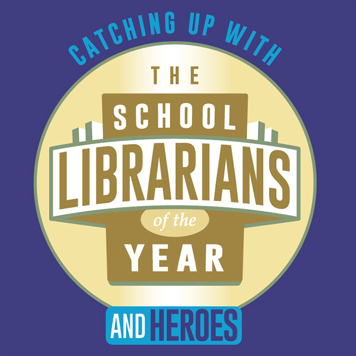 Catching Up With SLJ's School Librarians of the Year and Honorees