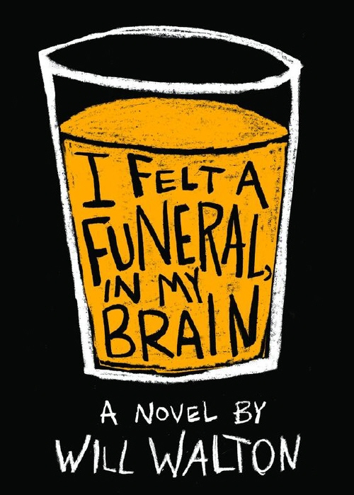 I Felt a Funeral in My Brain by Will Walton | SLJ Review