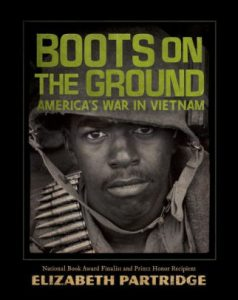 Book Review: Boots on the Ground: America's War in Vietnam by Elizabeth Partridge