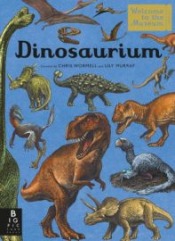 Dinosaur Books You Can Sink Your Teeth Into