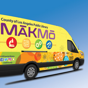 MākMō Mobile Makerspace Making Impact in Los Angeles