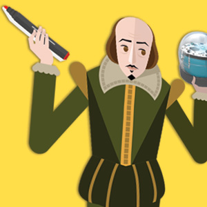 Get Thee to a Makerspace: A Shakespeare-Themed Festival from SLJ's 2017 Maker Hero