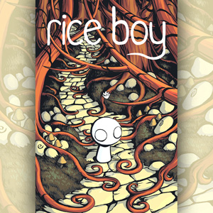 Rice Boy by Evan Dahm | May 2018 Xpress Review