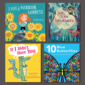 20 Picture Books About Empowerment, Friendship, & More | May 2018 Xpress Reviews