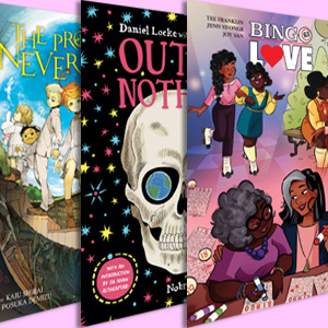 4 Graphic Novels Explore Queer Love, Evolution & More | June 2018 Xpress Reviews